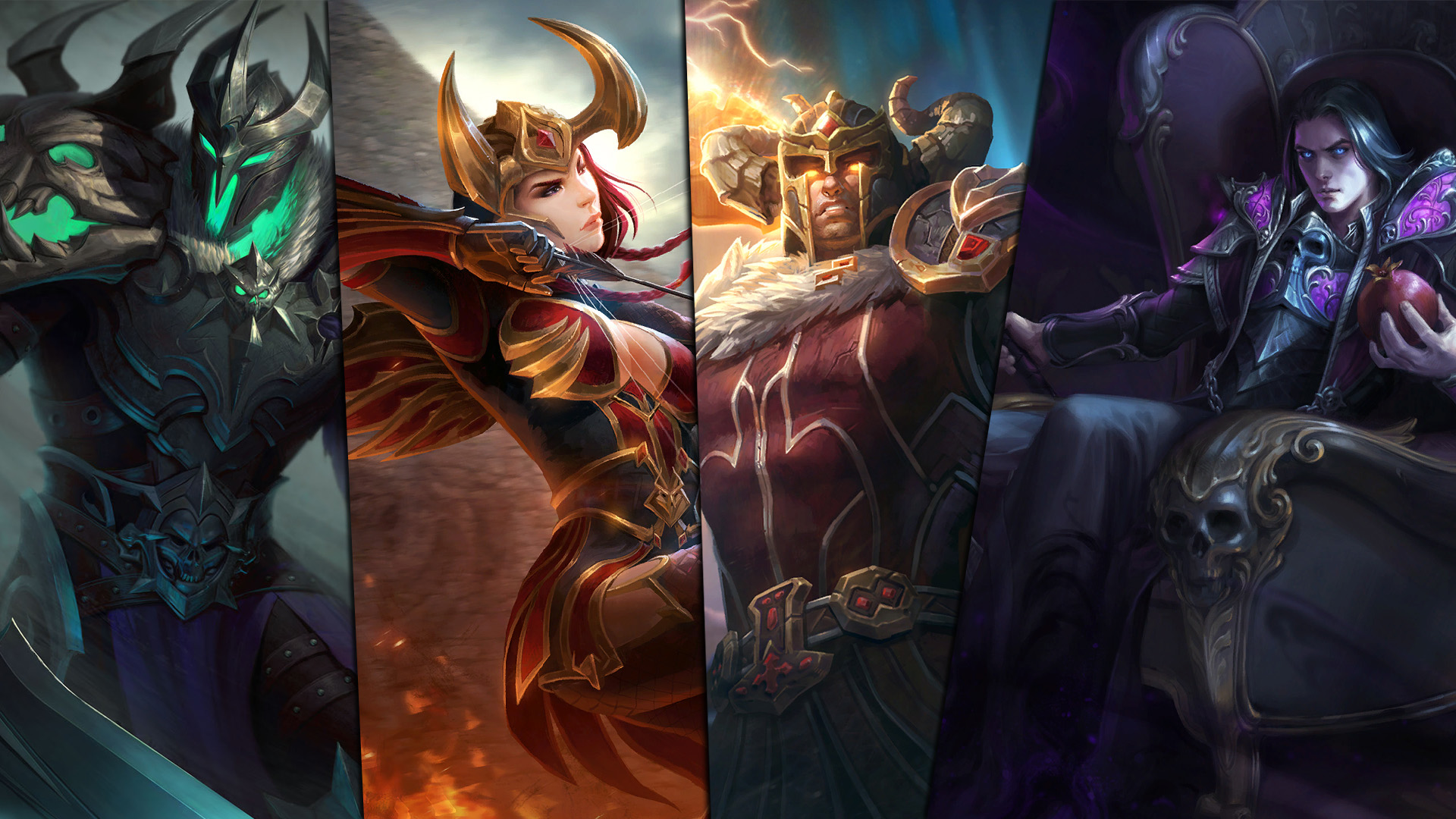 Prince Of Darkness Twitch Prime Bundle Now Available Smite